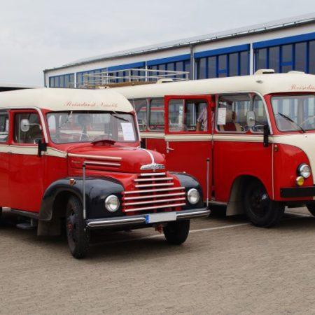 Bus-Oldtimer